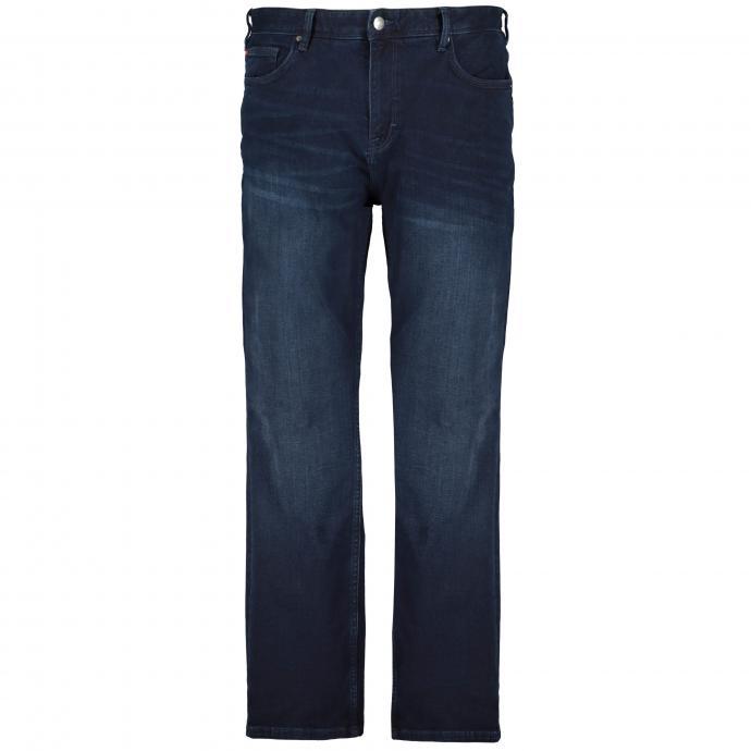 Stretch-Jeans mit dezenter Waschung jeansblau_58Z7 | 44/30
