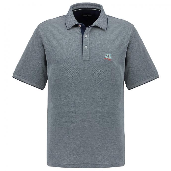Poloshirt kurzarm dunkelblau_147 | 3XL