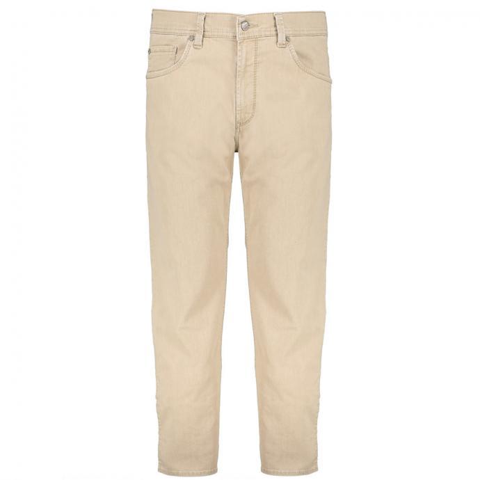 Jeans in Megaflex-Qualität mit spezieller Färbung beige_05   28