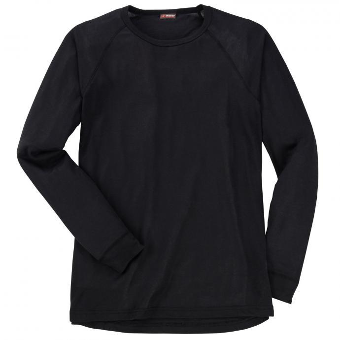 Funktionsunterhemd, langarm schwarz_900 | 3XL