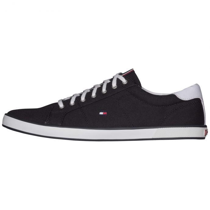 Modische Sneaker mit Kontrastdetails dunkelblau_403 | 43