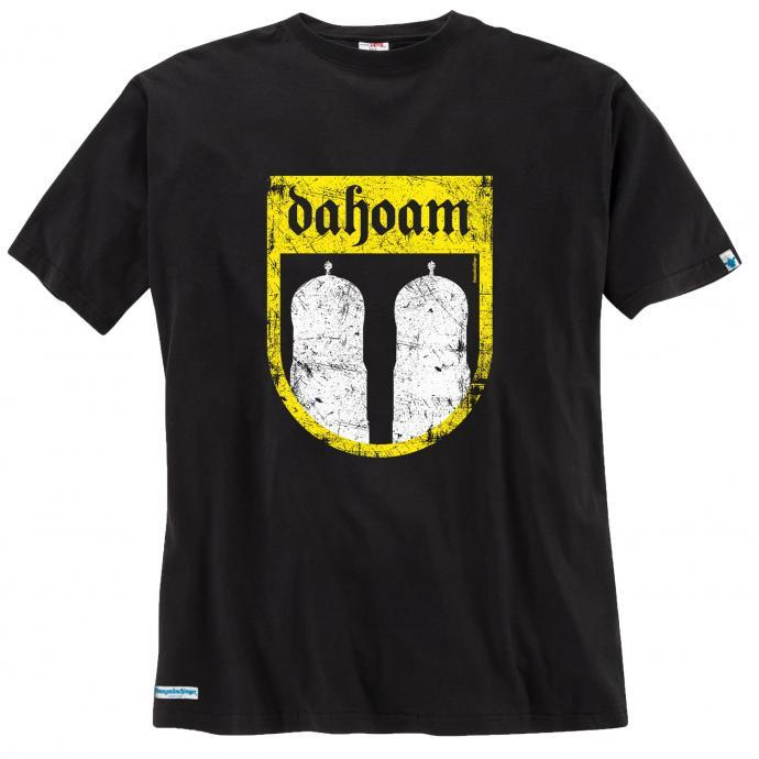 "Lässiges T-Shirt ""Frauenkirche"" schwarz_10 | 6XL"