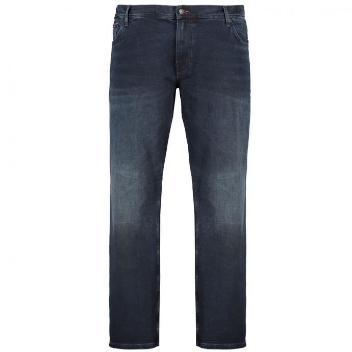 Bequeme Jeans mit Stretch-Anteil dunkelblau_1BO | 50/30