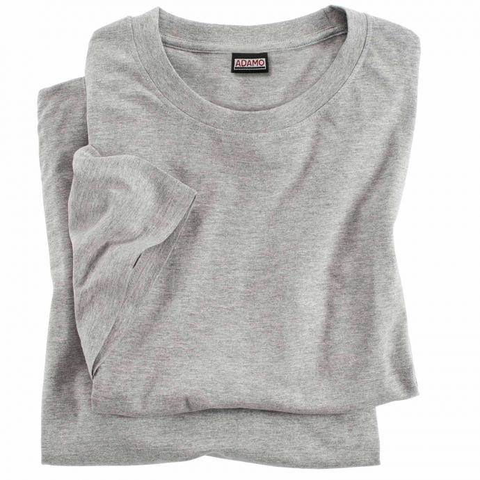 T-Shirts im Doppelpack mit Rundhalsausschnitt hellgrau_745 | 3XL