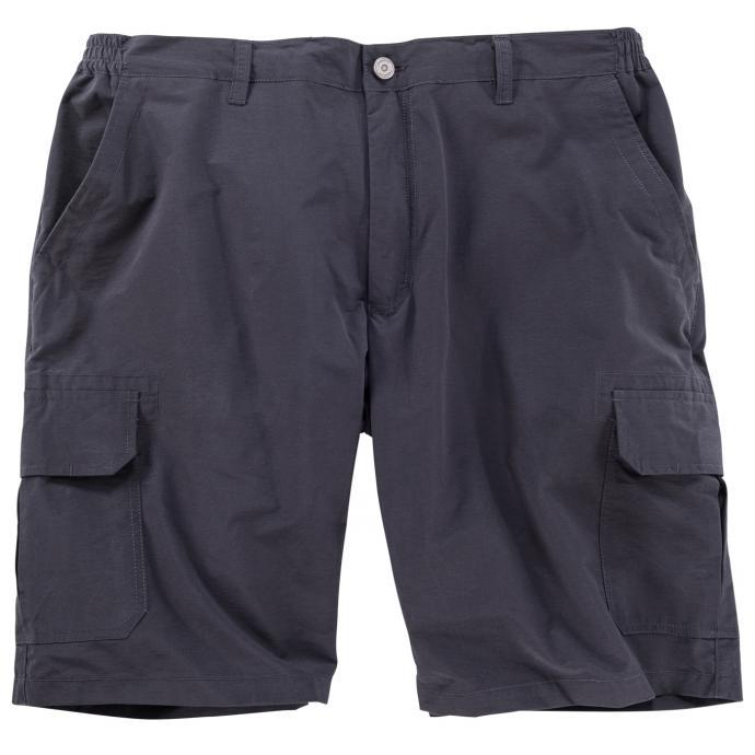 Cargo-Shorts mit Stretchbund dunkelblau_0800 | 60