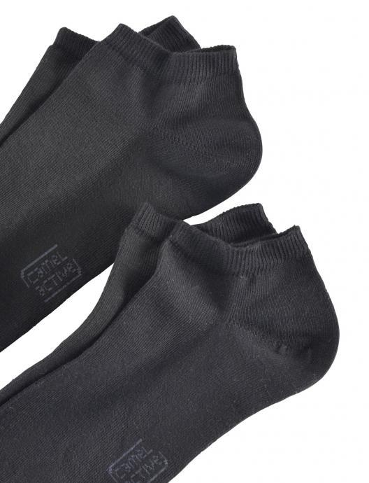 camel active socks 3er pack sneaker socken mit hoher. Black Bedroom Furniture Sets. Home Design Ideas