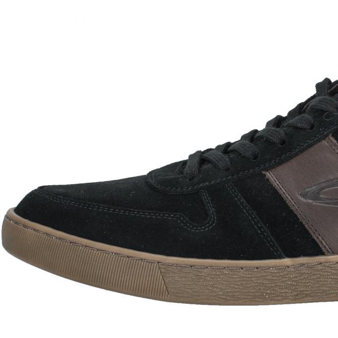 new product f1af3 b9215 camel active Schuhe Lässiger Sneaker aus Verloursleder