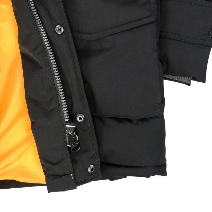 Wellensteyn Warmer Funktionsparka mit verschiedenen Taschenvarianten