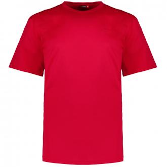 """Leichtes Funktions-Shirt """"Walter"""", kurzarm dunkelrot_169   3XL"""