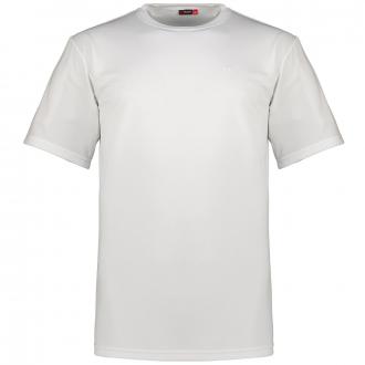 """Leichtes Funktions-Shirt """"Walter"""", kurzarm weiß_600   3XL"""