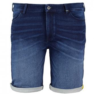 "Premium 5-Pocket Jeansshort ""Madison"" mit Megastretch dunkelblau_83 | W44"