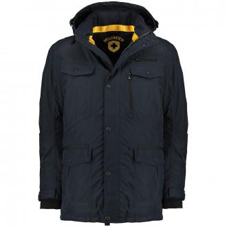 """Funktionelle Jacke """"Chester Winter"""" mit vielen Taschen blau_DN   3XL"""
