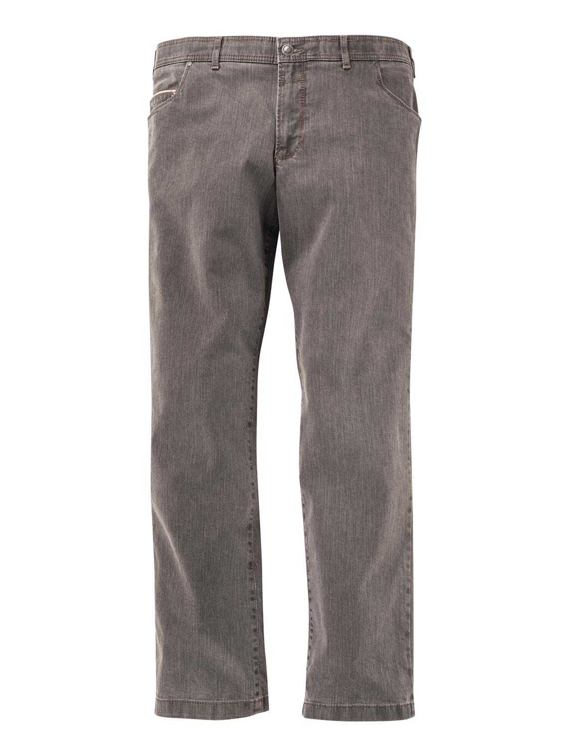 eurex by brax moderne five pocket jeans in fester baumwollqualit t pfundskerl xxl. Black Bedroom Furniture Sets. Home Design Ideas