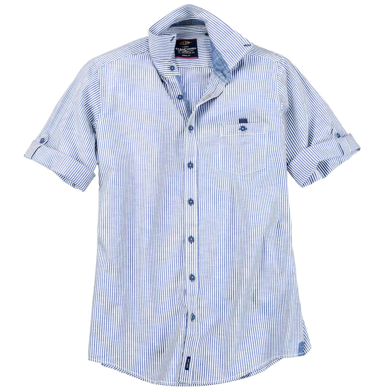 modische und klassische Kurzarmhemden