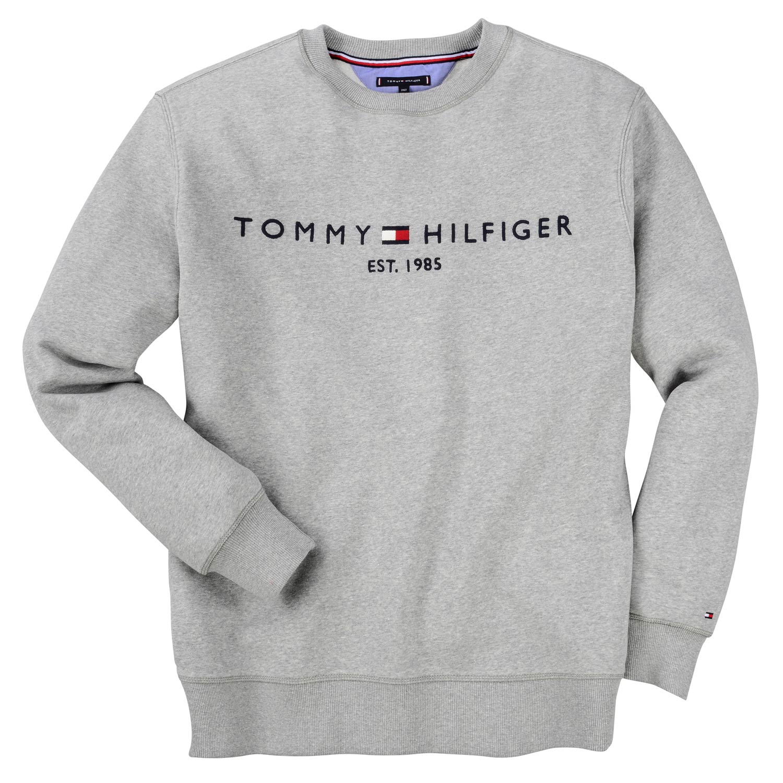 bcc565e932fdc7 Tommy Hilfiger Angesagtes Sweatshirt mit