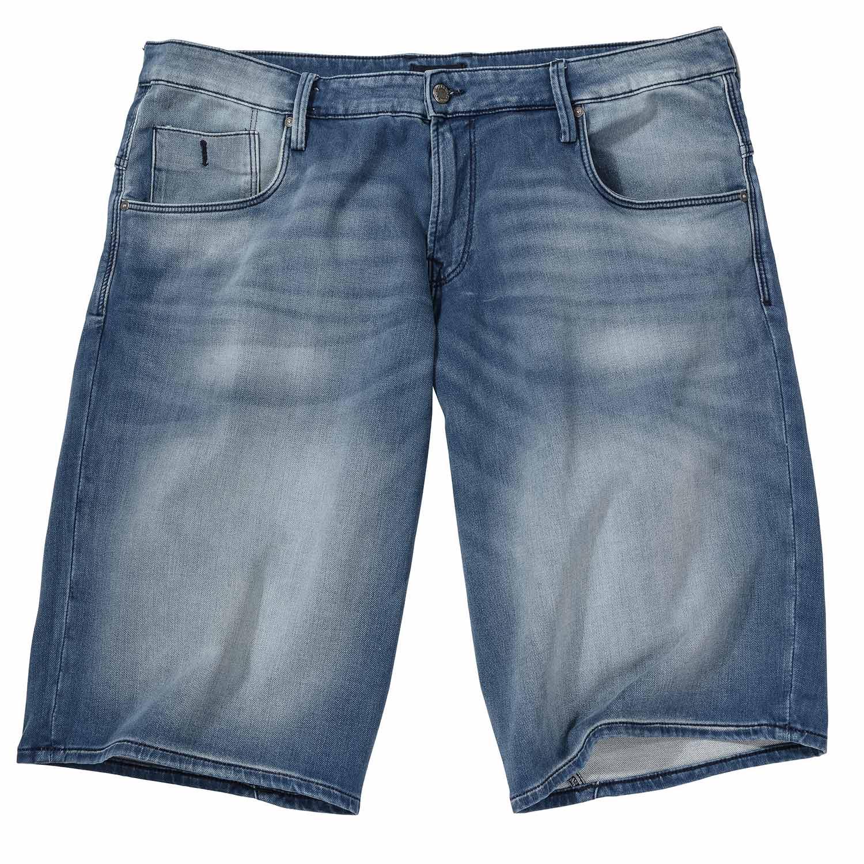 b2bce6499e65a Jack&Jones Modische Jeans-Bermuda mit Stretch