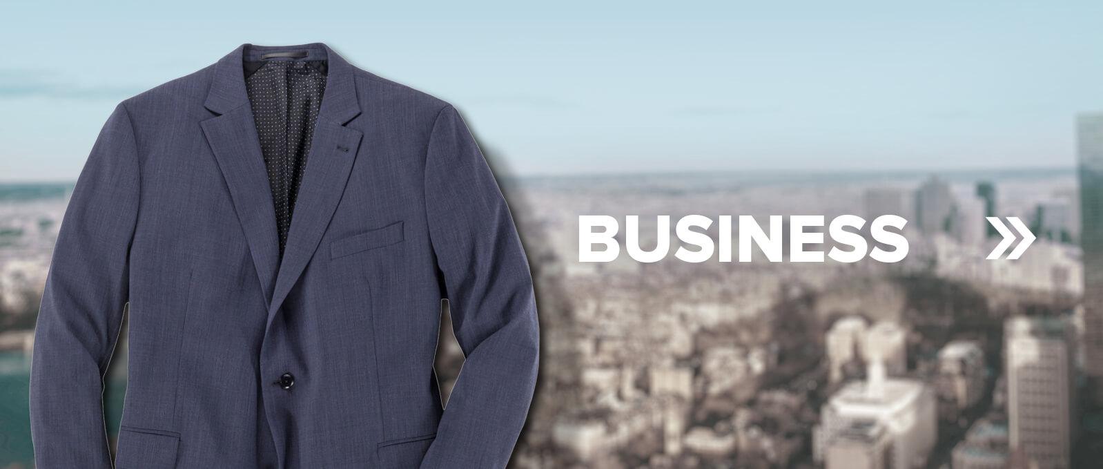 Schaltfläche zur Kategorie Business