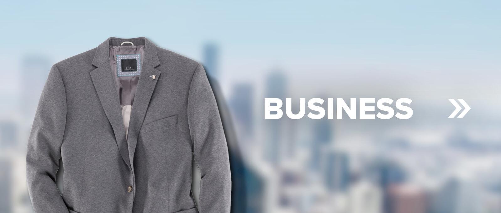 Schaltfläche für die Kategorie Business