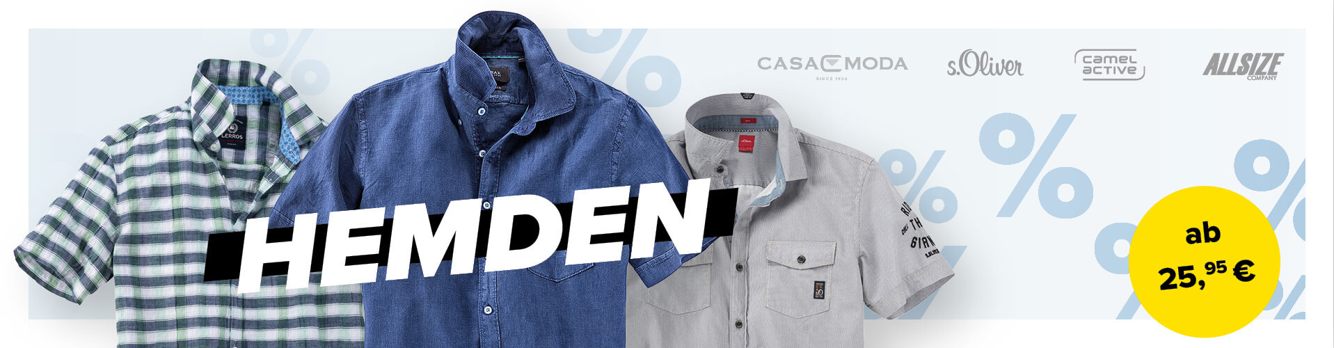 SALE Hemden