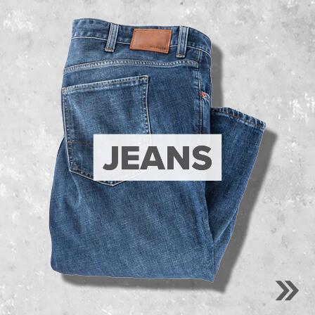 Schaltfläche für die Kategorie Jeans