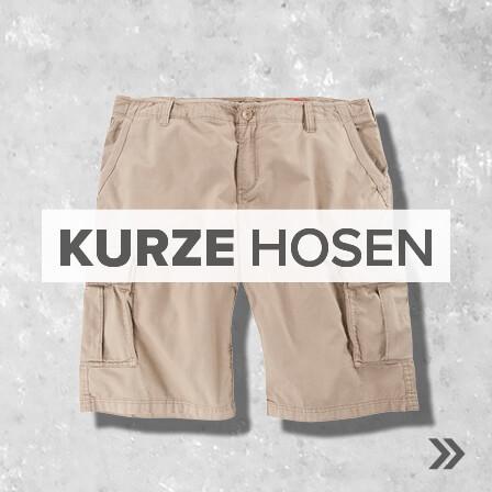 Schaltfläche für die Kategorie Kurze Hosen