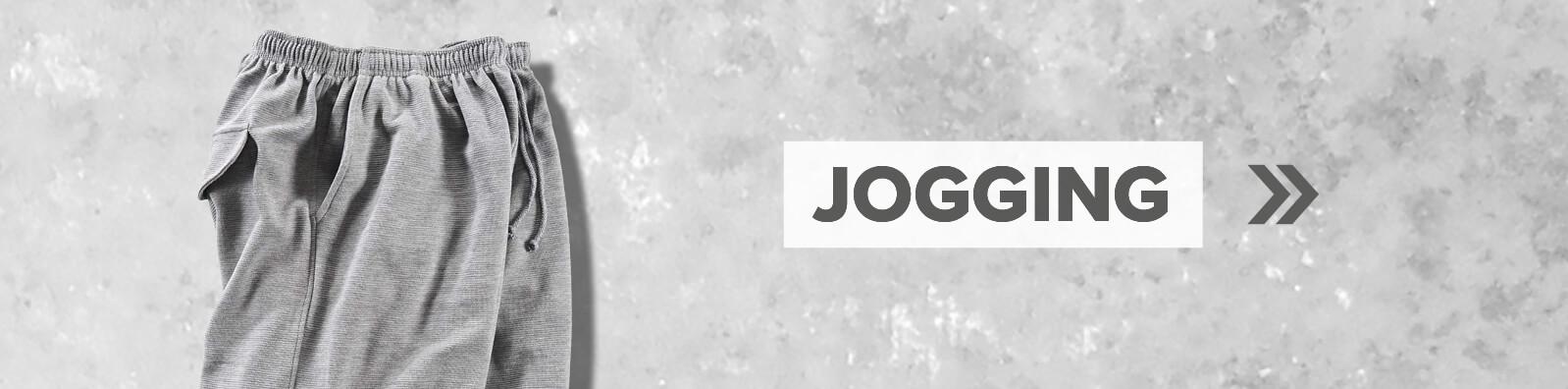 Schaltfläche für die Kategorie Jogging