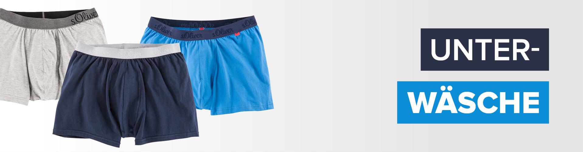 Schmuckbild für die Kategorie Unterwäsche