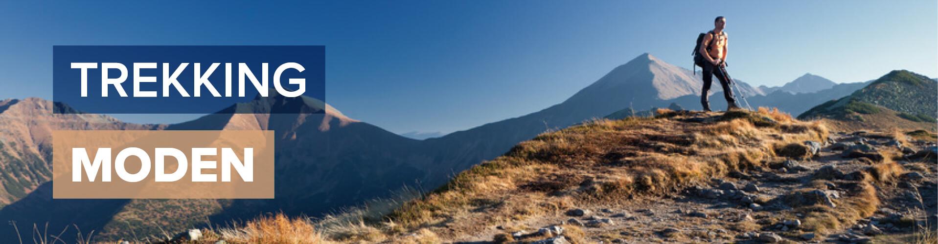 Schmuckbild für die Kategorie Trekking