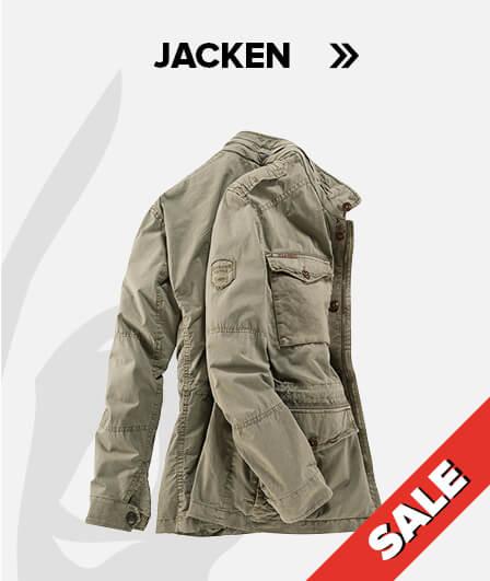 Schaltfläche für die Kategorie Jacken