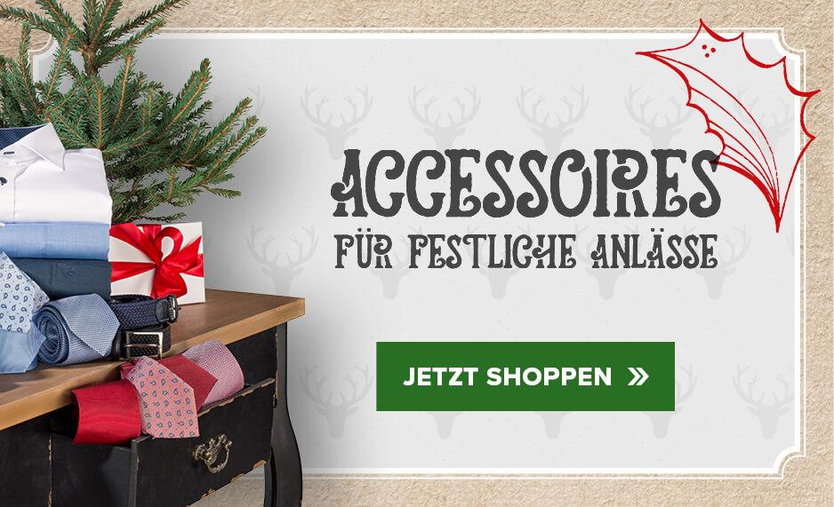 Teaserbox Accessoires (Weihnachten)