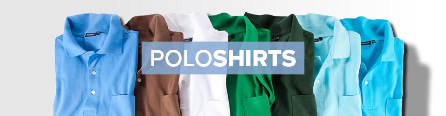 Schmuckbild für die Kategorie Poloshirts