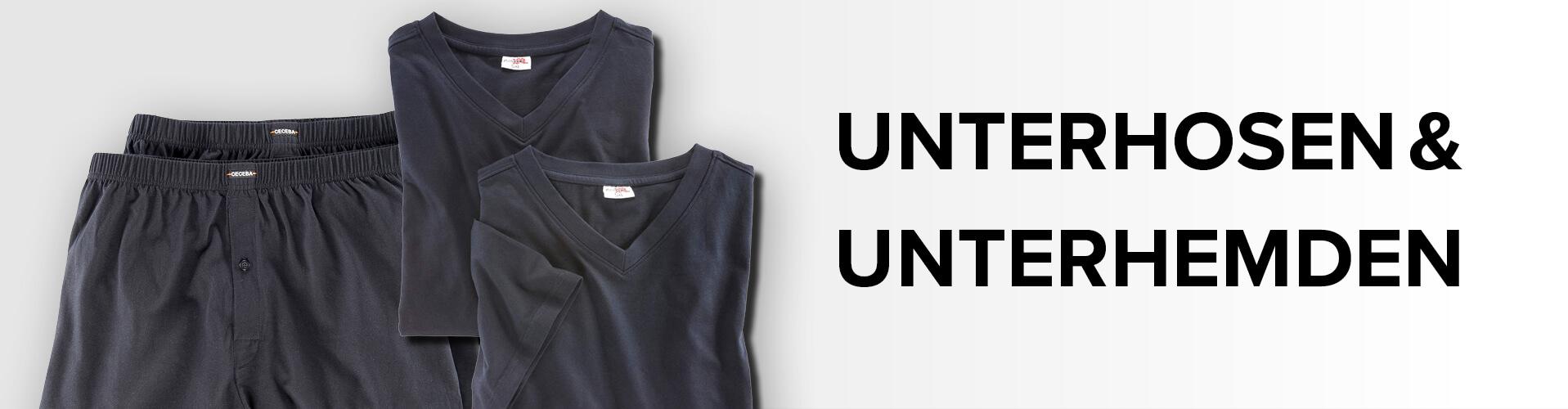 Unterhosen & Unterhemden Schmuckbild