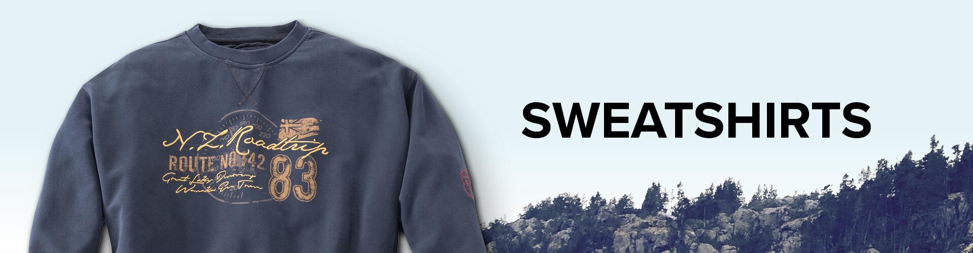 Sweatshirts Schmuckbild