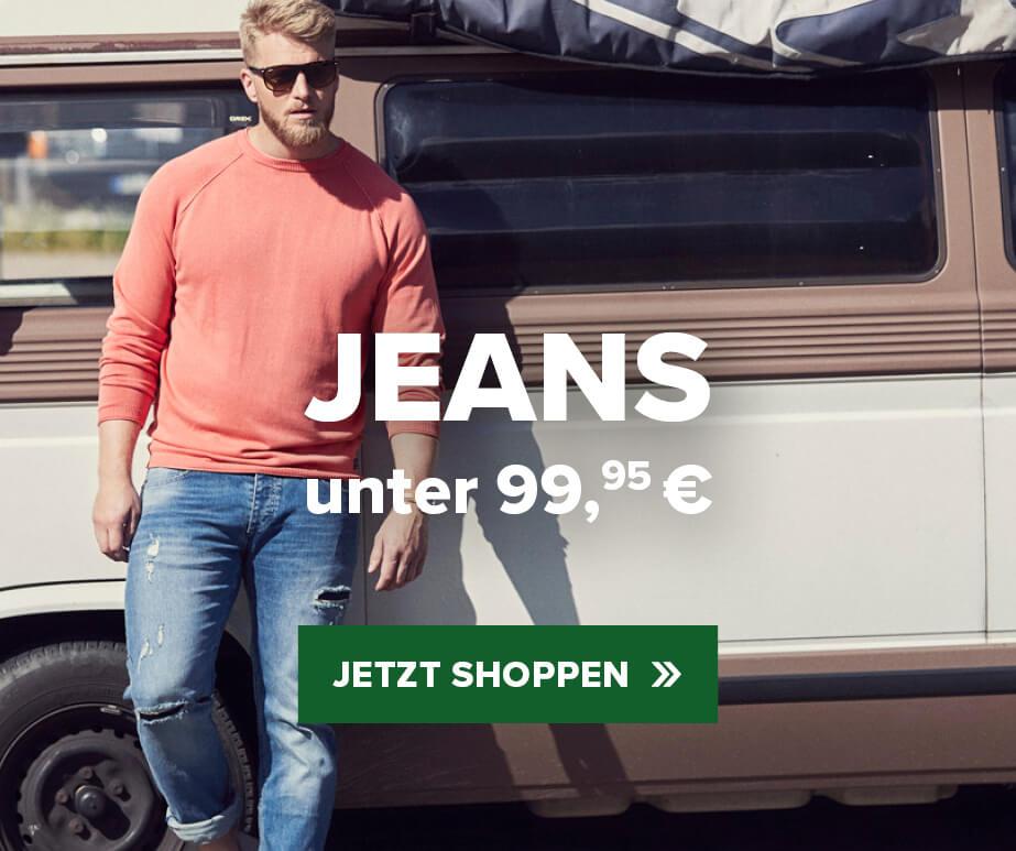 Jeans unter 100