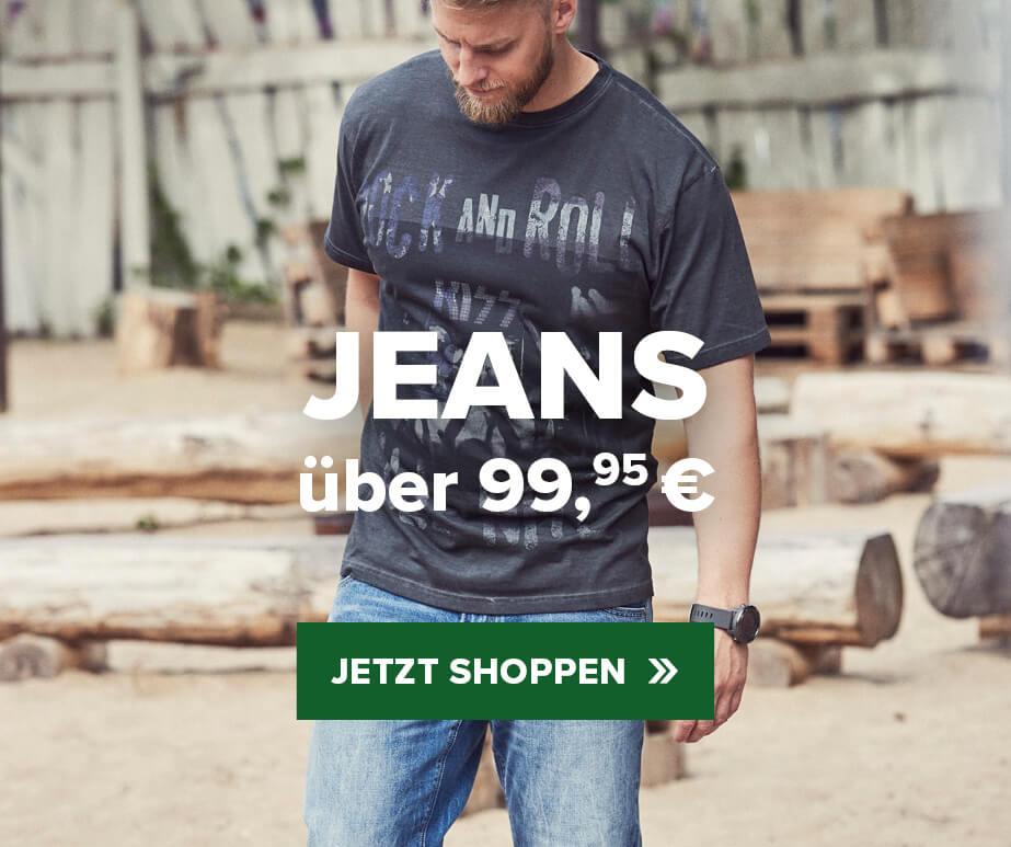 Jeans über 100