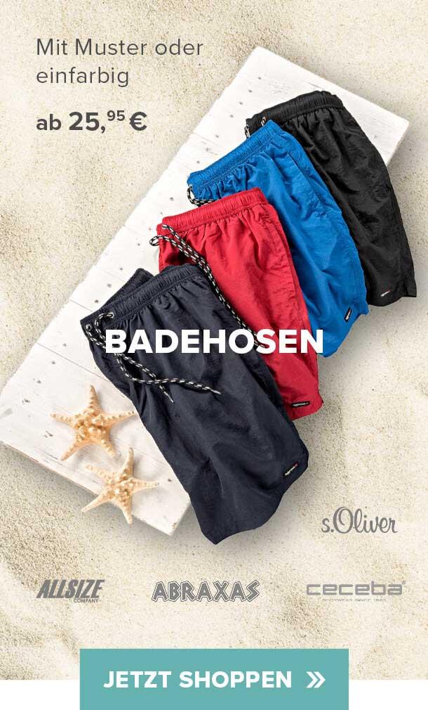 Badehosen