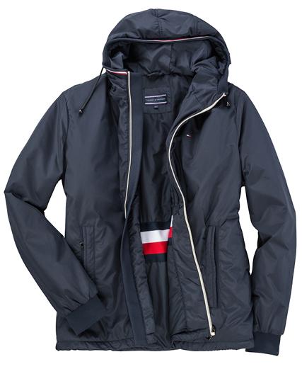 Leichte Jacke mit Kapuze