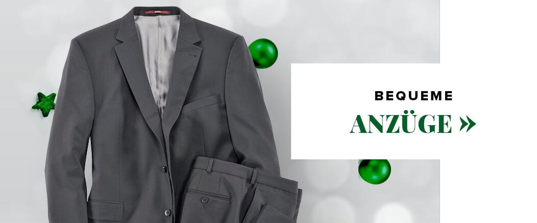 Baukasten Anzug